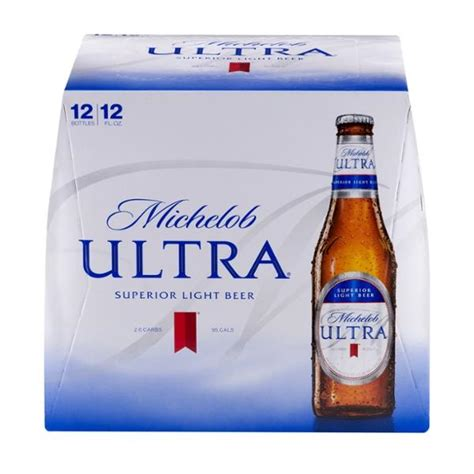 Calories In Michelob Ultra Light by Michelob Ultra Superior Light 12 Pack Hy Vee Aisles