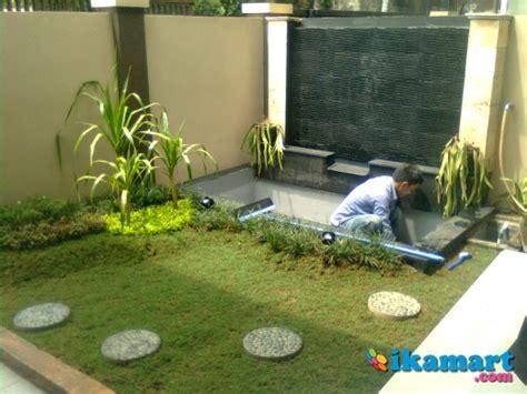 Jual Tukang Taman Hias Kaskus rumput gajah mini tukang taman kolam minimalis konstruksi