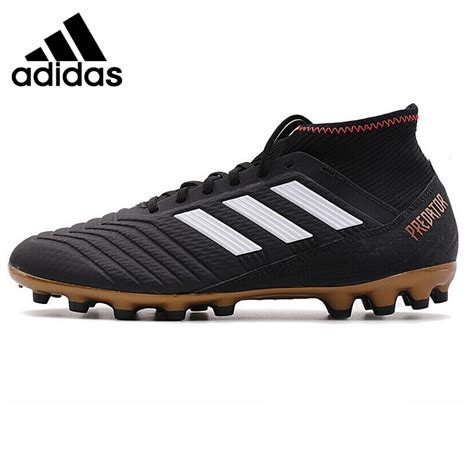 original new arrival 2018 adidas predator 18 3 ag s football soccer shoes sneakers in soccer