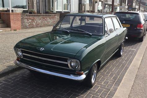 opel kadett 1970 in het opel kadett 1970 autonieuws autoweek nl