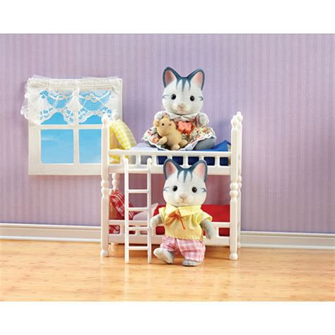 Calico Critters Bedroom Set by Calico Critters Children S Bedroom Set The Rainbow