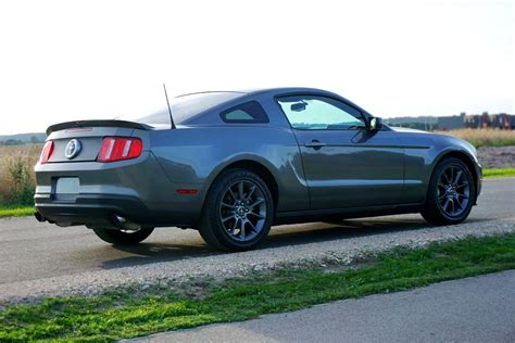 2011 mustang hp 2011 ford mustang premium v6 305 hp leather touchscreen