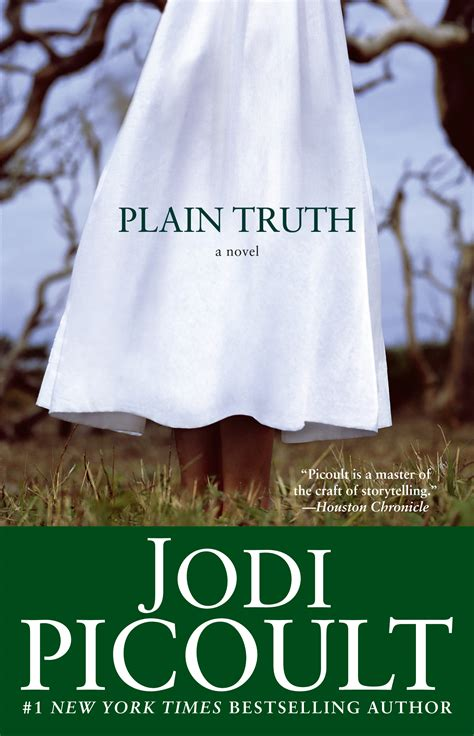 plain truth plain truth book by jodi picoult official publisher page simon schuster canada