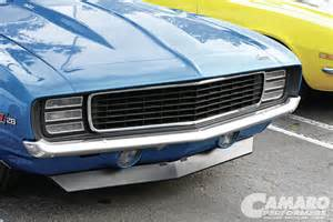 1969 camaro grill 301 moved permanently