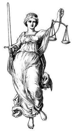 imagenes de mujer justicia la justicia tiene los ojos tapados leer es bueno taringa