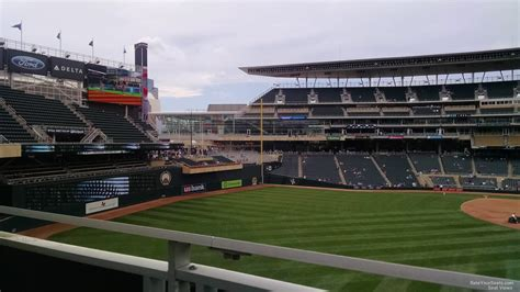 Target 1 Section by Target Field Section 231 Rateyourseats
