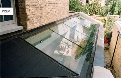 lovely side return glass roof how do i get my builder to