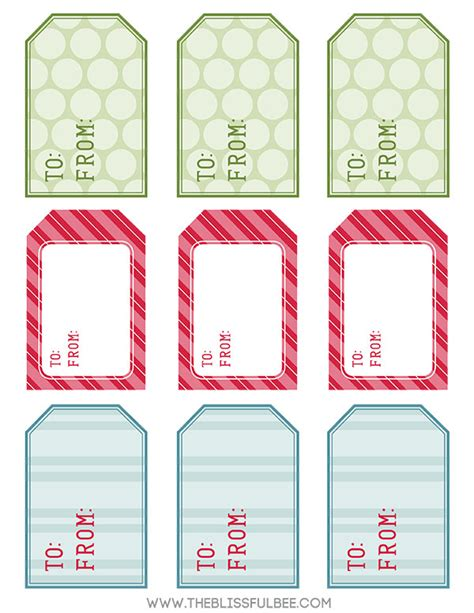 photo of gift tag free images free gift tag printables the blissful bee