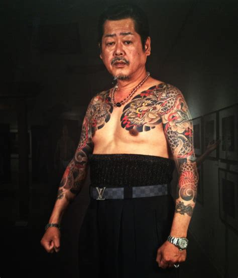 yakuza face tattoo the inked and bleeding heart of perseverance kcet