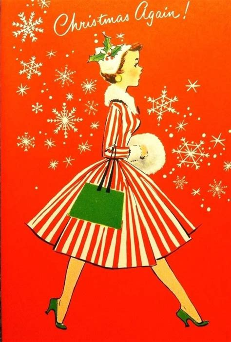 best 25 1950s christmas ideas on pinterest greeting