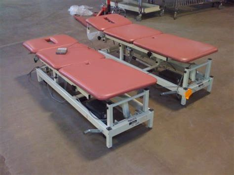 physical therapy tables for sale used used med ortho 28535 physical therapy table for sale