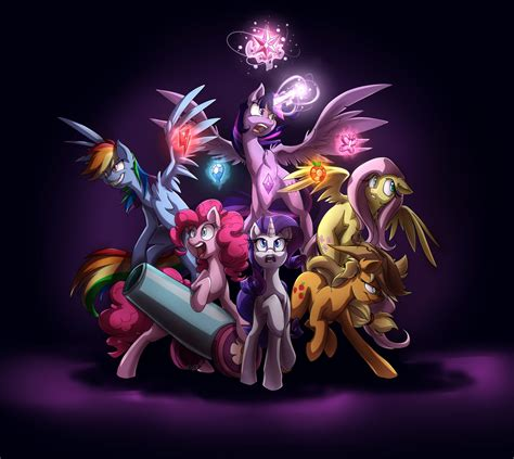 my little pony guardians of harmony fan series discord figure zombie my little pony friendship is magic