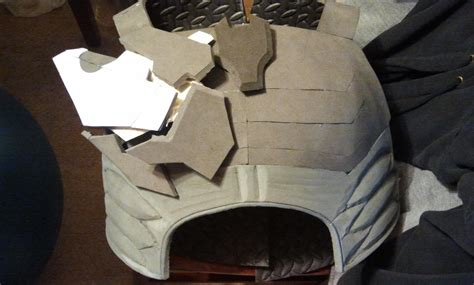 foam armor templates tutorial how to seal and paint foam armor for