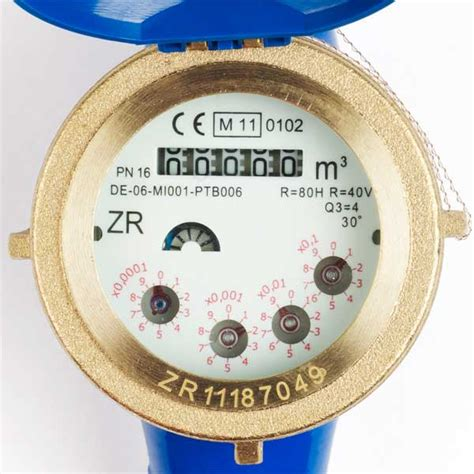 Meja Counter Per Meter zenner water meters and counter types zenner