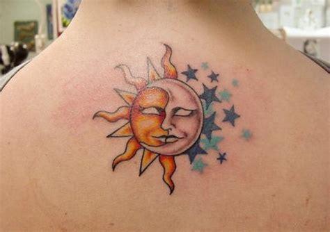 Tattoos Arm 5414 by Tatuaże Słońce I Księżyc Pomysły I Wzory Tatuaży Dla