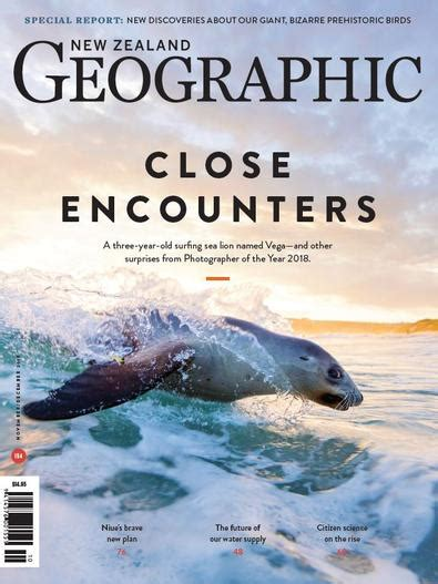 zealand geographic nz magazine subscription