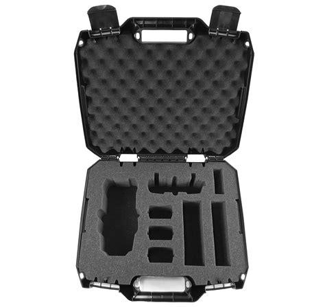dronesafe rugged mini drone carry case organizer
