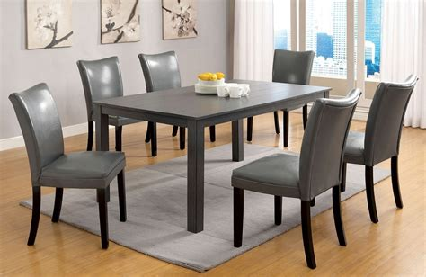 Black Dining Room Set Black Dining Room Sets For Cheap Marceladick