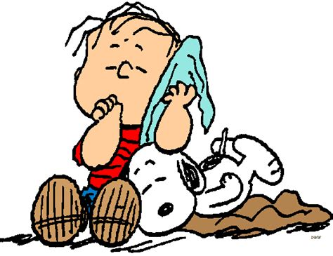 Snoopy Character With Blanket by Peanuts Linus Snoopy And Blanket