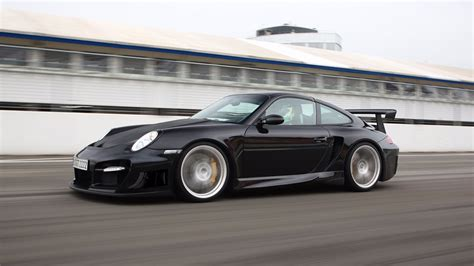 Famous Porsche by Famous Porsche Tuner Techart Looks Back On 30 Years Of Passion