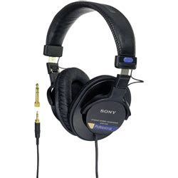 Rapid Carrying For Earphone Hitam sony mdr 7506 1 headphones rapid