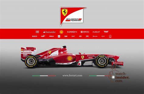 Ferrari F1 by The New Ferrari F1 Cars And The Ferrari Drivers Now