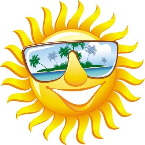 imagenes sol alegre sun smiley face expressions vector