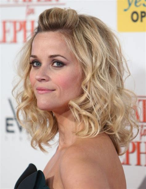 medium length bob hairstyles 2013 curly reese witherspoon hairstyles 2013 popular haircuts