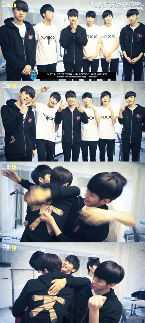 T Shirt Kpop Kaos Kpop Vixx Hyuk Chibi kpop vixx sweater n leo ken ravi hyuk hoodie hoody pullover