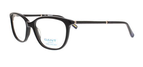gant eyeglasses ga4035 001 shiny black 50mm ebay