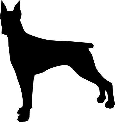 dog head silhouette clip art dog cat silhouette quotes