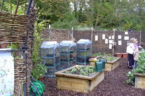 Nursery Hand by Working With Schools Cathy Mellor Garden Design