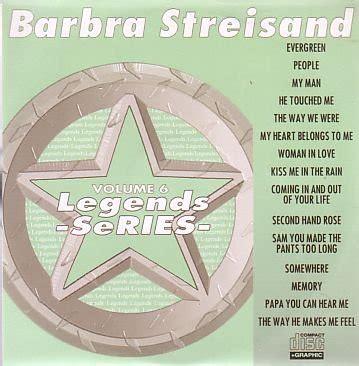 barbra streisand zoo song barbra streisand people cd covers