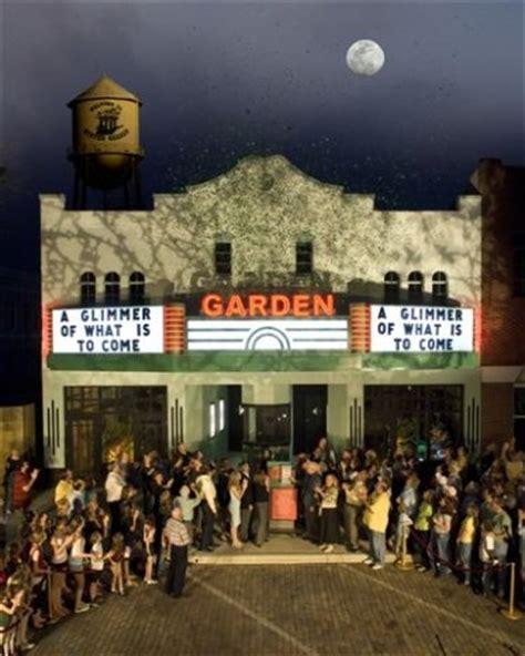 winter garden theater box office garden theatre facade revealed cinema treasures