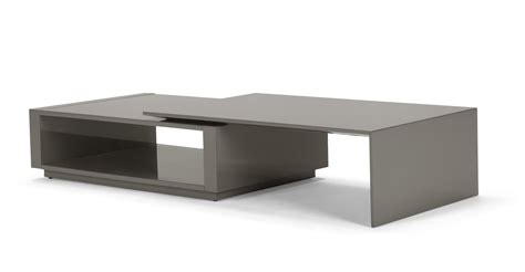 extending coffee table bramante extending coffee table grey made