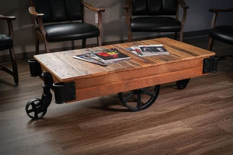 furniture factory cart coffee table factory cart coffee table