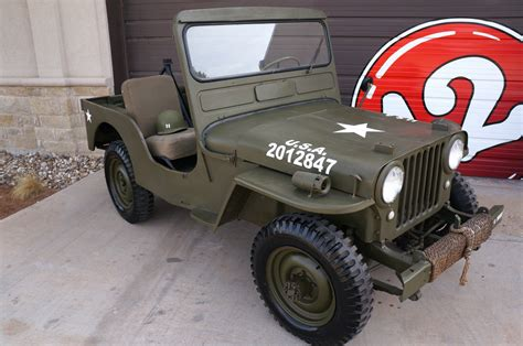 jeep willys for sale 2014 1950 jeep willys cj3a 16 jpg for sale