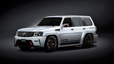 2019 Nissan Patrol by 2019 Nissan Patrol Review Release Date Design Engine