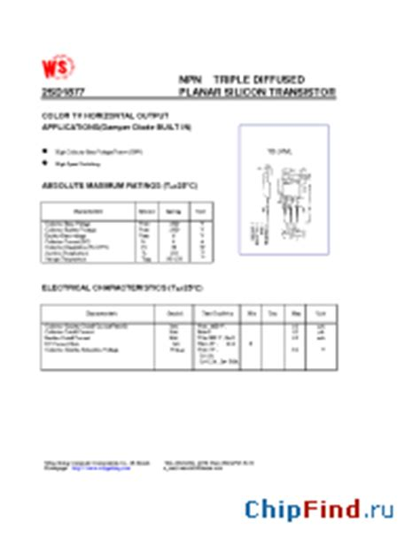 memperkuat transistor horizontal transistor horizontal d1877 28 images d1877 datasheet pdf даташит etc sony modelo kv21rs22c
