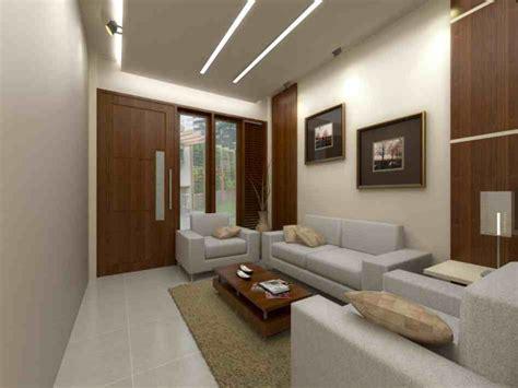 contoh cat interior rumah minimalis type  gambar