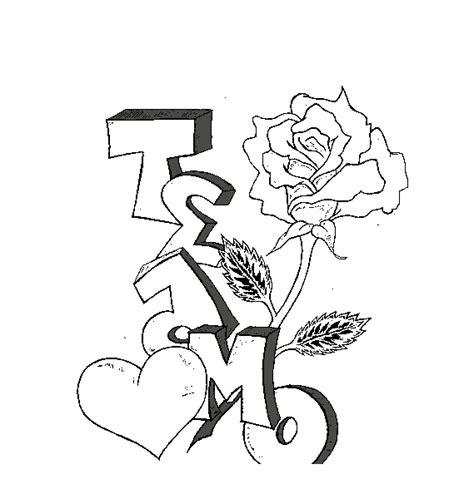 Imagenes De Amor Para Dibujar Te Amo | im 225 genes de graffitis de amor a l 225 piz arte con graffiti