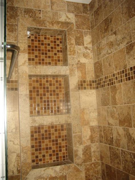 How Much Soap To Use In Shower by Glass Tile Inside Shower Niches A Niche Is So Much Better Than A Soap Dish This Tile Isn T