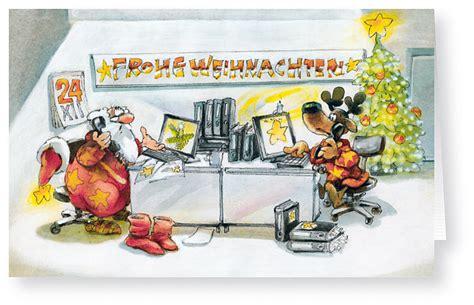 weihnachtskarte branchenkarte bueroservice schreibbuero