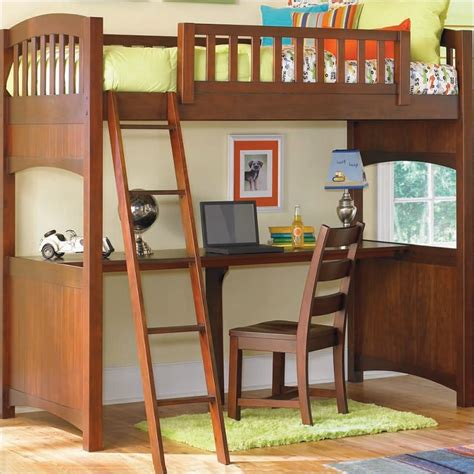 Wood Bunk Bed With Desk Runtime Error