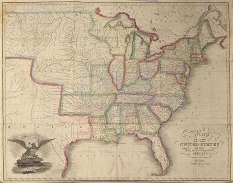 map of the united states for sale antique maps of america for sale cartographic associates