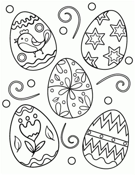 easter coloring pages free printable easter eggs printable coloring pages printable coloring page