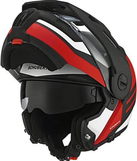 Bluetooth Helm Scs S1 schuberth e1 le casque modulable typ 233 cross