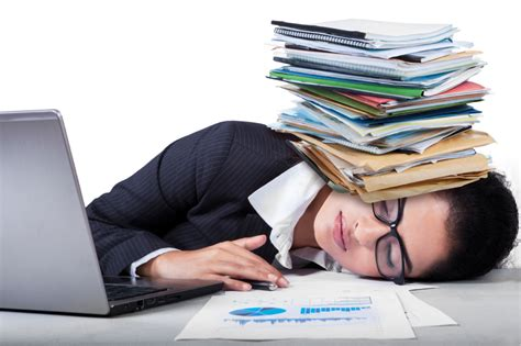 Picture Of Someone Sleeping At Their Desk by Boring And Other Reasons Your Trainings