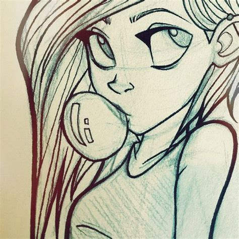 pretty doodle ideas adorable person pencil and in color
