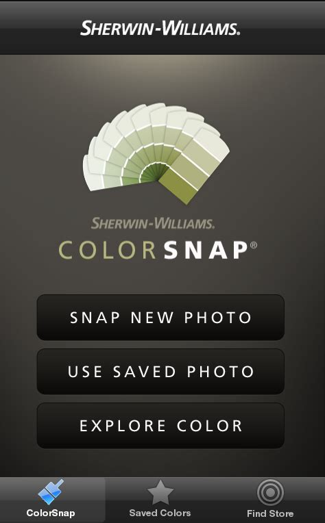 slap appy sherwin williams colorsnap my wahm plan